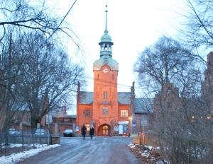 gaustad kirke