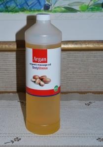 Arganolja