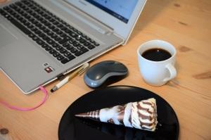 kaffe o glass